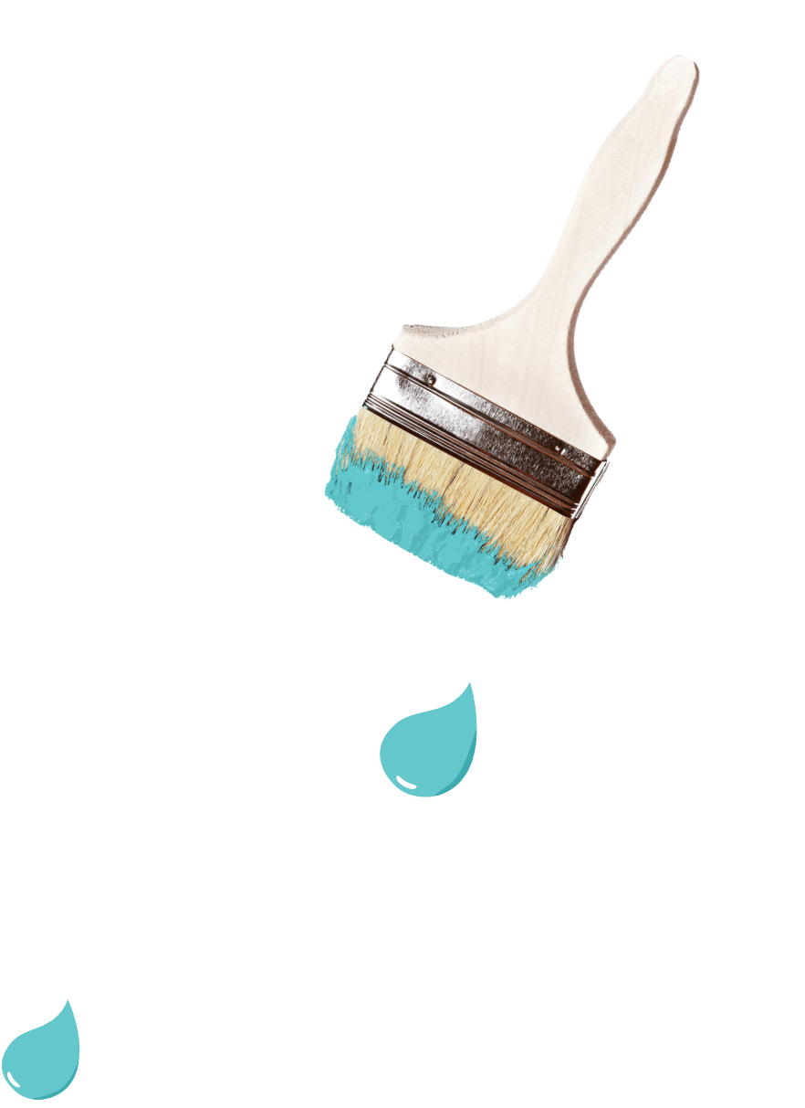 image of painting brush