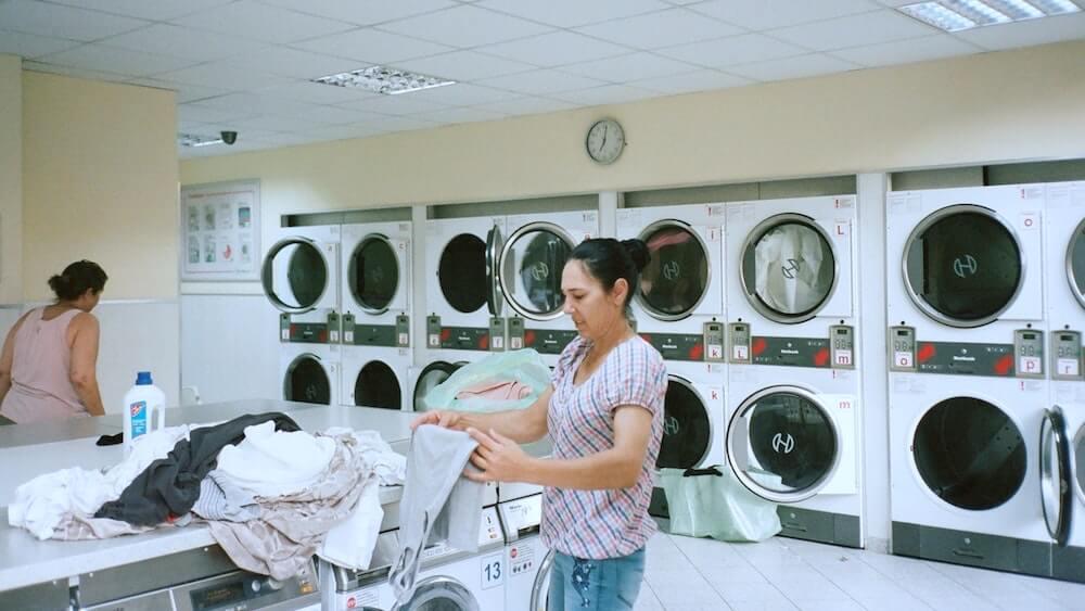 日本は洗濯後進国